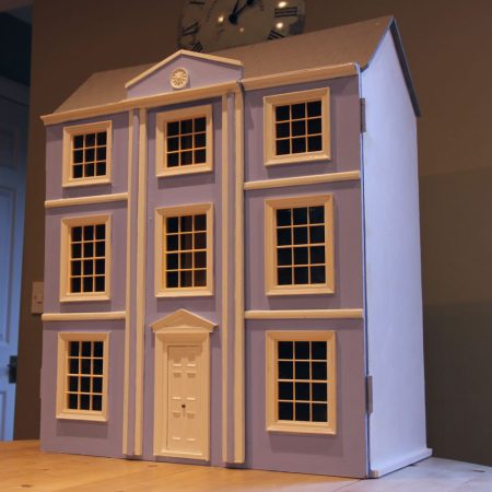 Classical Dolls House - Built & Decorated