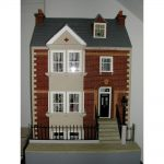 Hand Made Victorian Style Dolls House