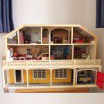Vintage Lundby Stockholm Dolls House & Basement